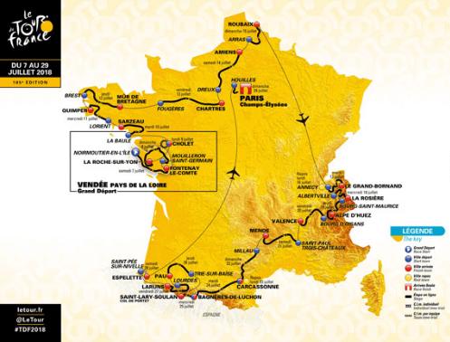 Tour de France Annecy