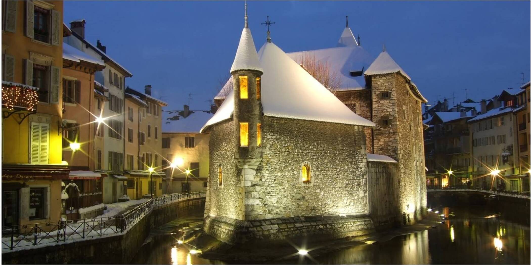 Vieille Ville d'Annecy - vacances en famille en Haute-Savoie