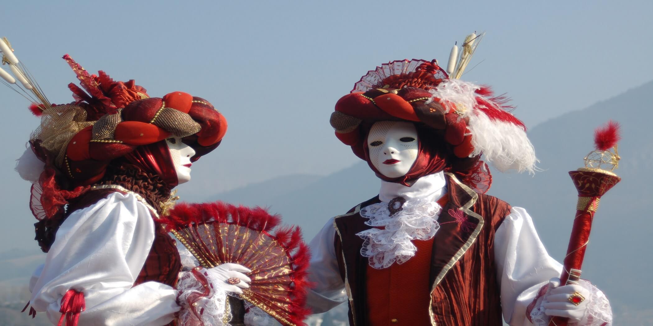 Carnaval Vénitien - séjour à Annecy