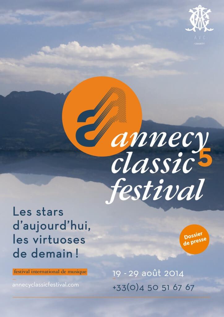 Festival de musique Classique à Annecy - août 2014