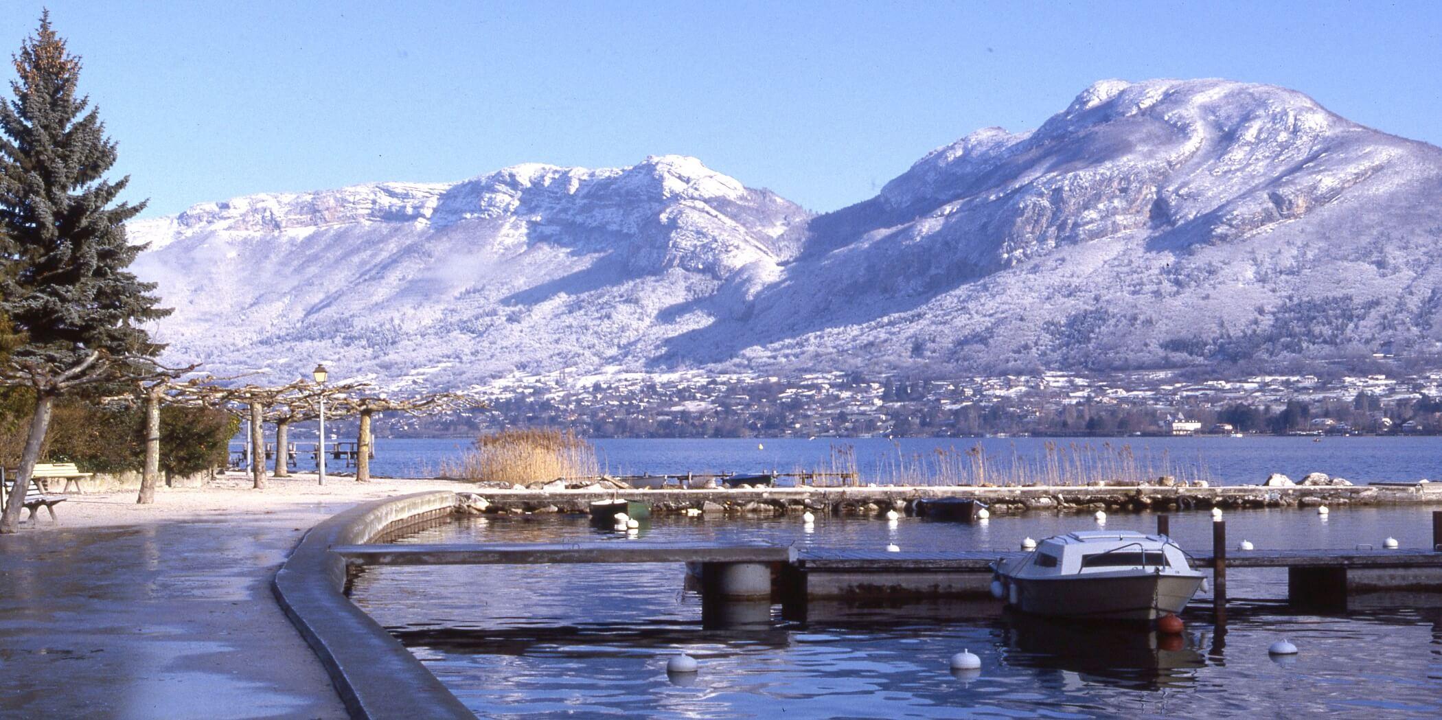 Annecy - séjour vacances d'hiver - weekend à la montagne