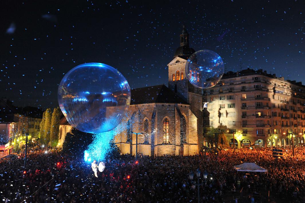 Les Noctibules - activités culturelles à Annecy