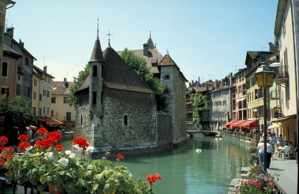 Séjour à Annecy en plein coeur de la vieille ville