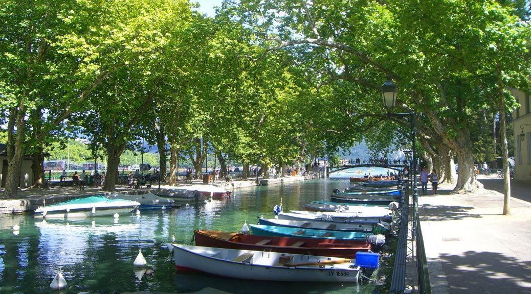 Visuel Flâner aux jardins d'Europe d'Annecy