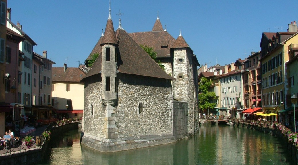 palais de l'isle annecy
