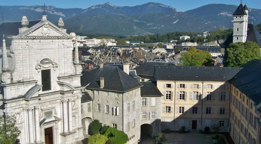 Un séjour à Annecy : l'occasion de visiter Chambéry et son château des Ducs de Savoie