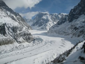Mer de glace Annecy