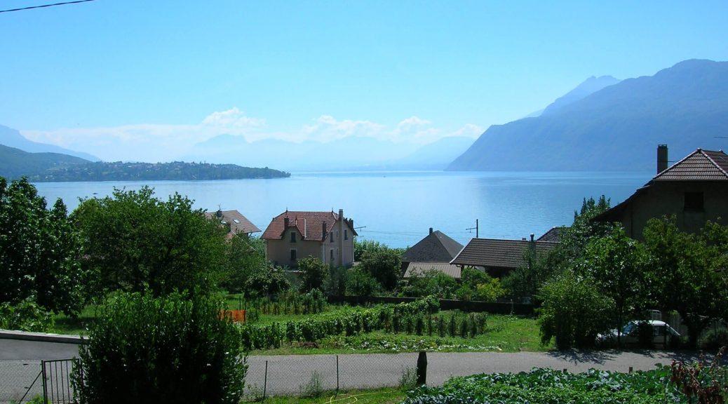 Profiter de son séjour à Annecy pour découvrir Aix-les-Bains