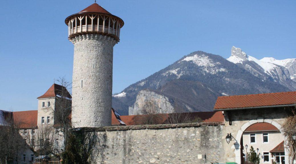 Le Donjon des Seigneurs près d'Annecy
