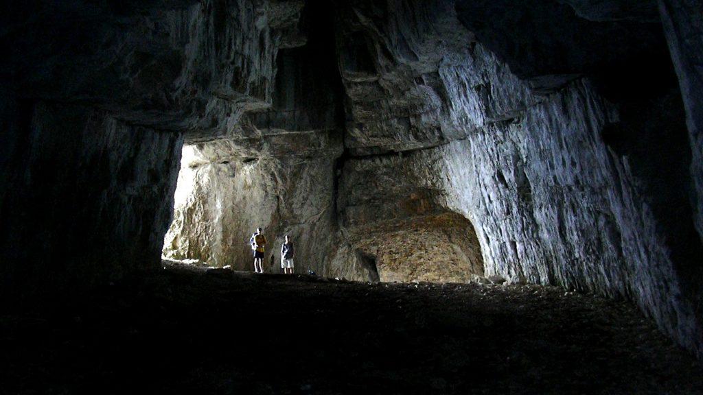 Grotte de balme Annecy