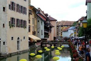 Shopping Annecy