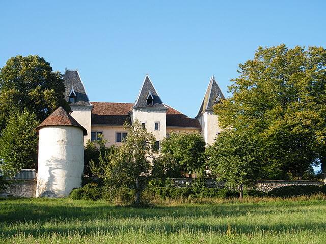 chateau de promery annecy