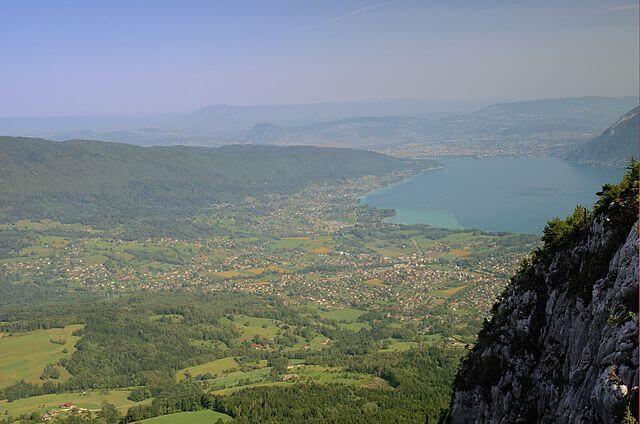 saint jorioz lac annecy