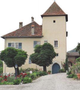 château de fésigny annecy