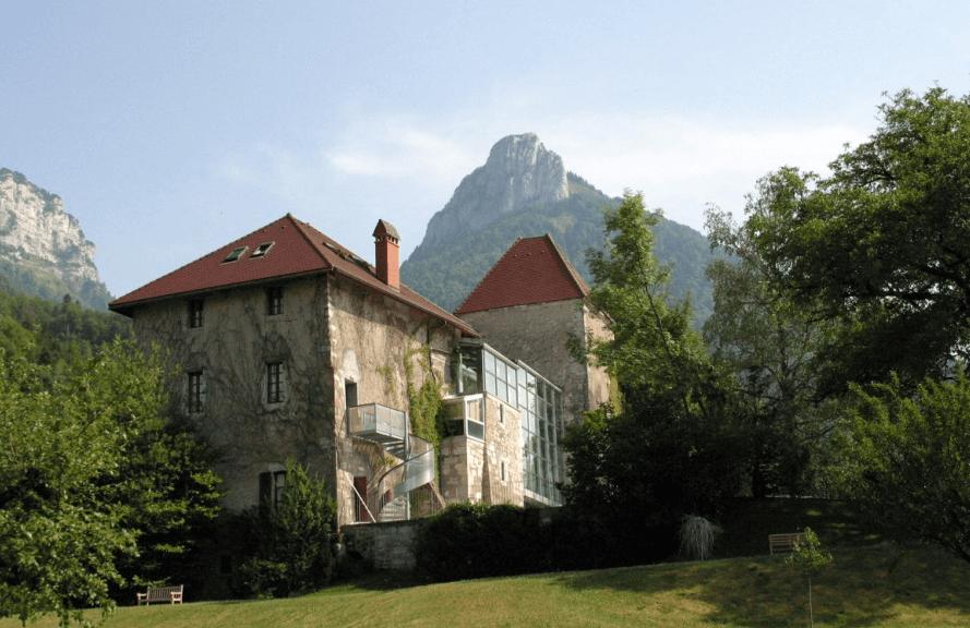 fondation Salomon à Annecy