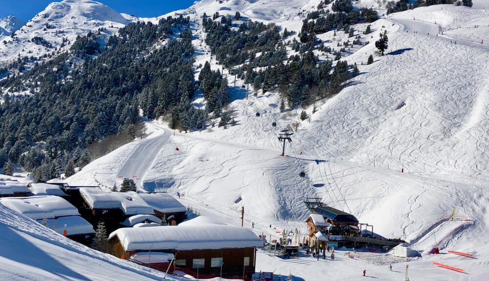 l'architecture de stations de ski à travers l'histoire