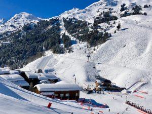 l'architecture de stations de ski à travers l'histoire