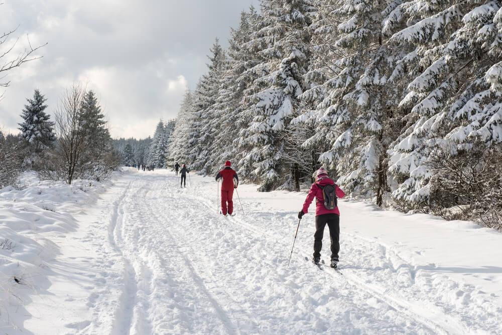 Annecy et ses environs le paradis pour pratiquer le ski - Difference entre pas de porte et fond de commerce ...