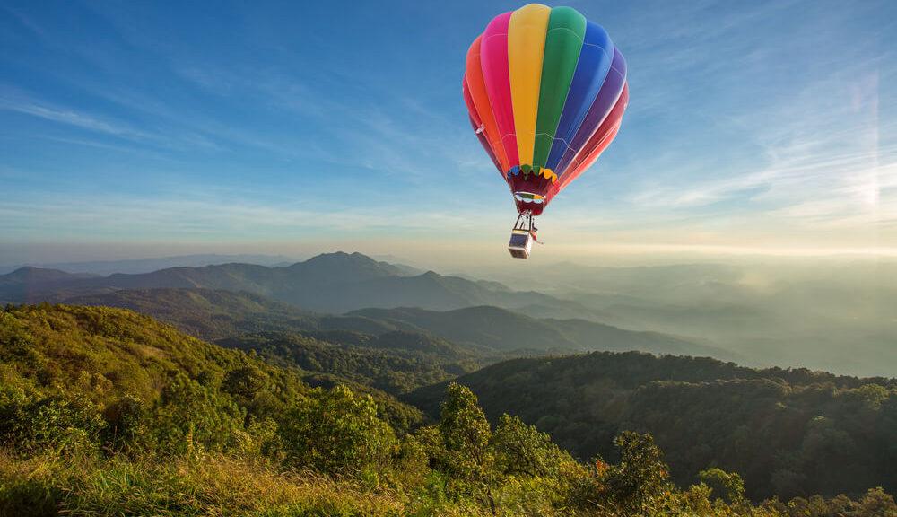 Où faire de la montgolfière à Annecy?