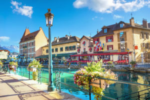 Annecy : la ville parfaite pour votre séminaire