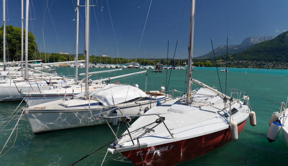 bateaux touristiques ecologie annecy
