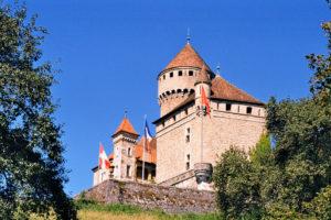 chateau de thorens annecy