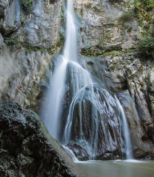 cascade belle au bois