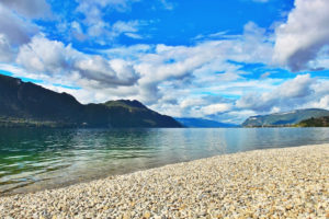 plages d'annecy