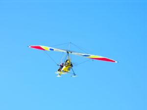 vol en ULM près d'Annecy