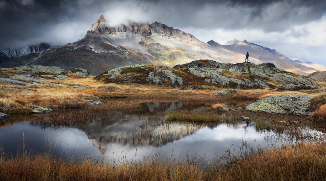 5 activités d'hiver dans le parc national de la Vanoise