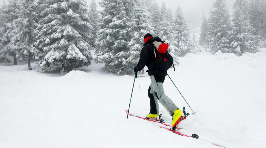 Où pratiquer le ski de randonnée autour d'Annecy